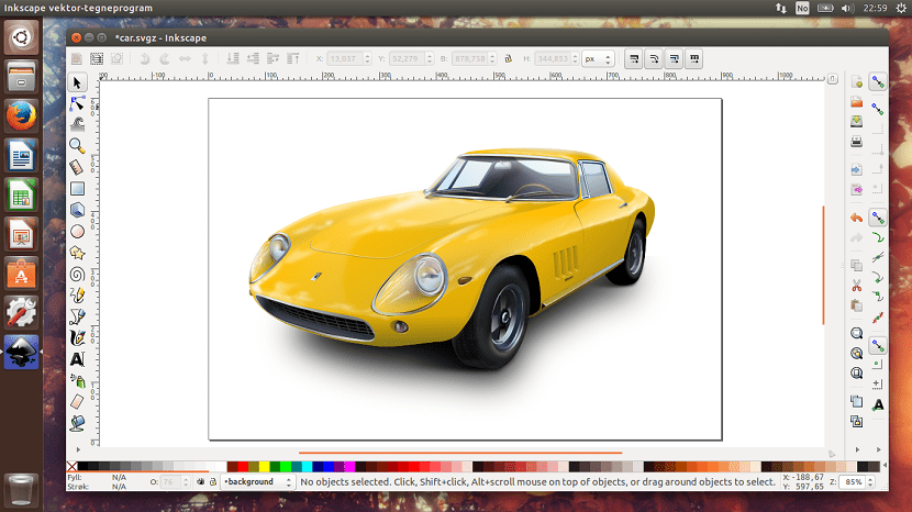 Alternativa a Photoshop Inkscape