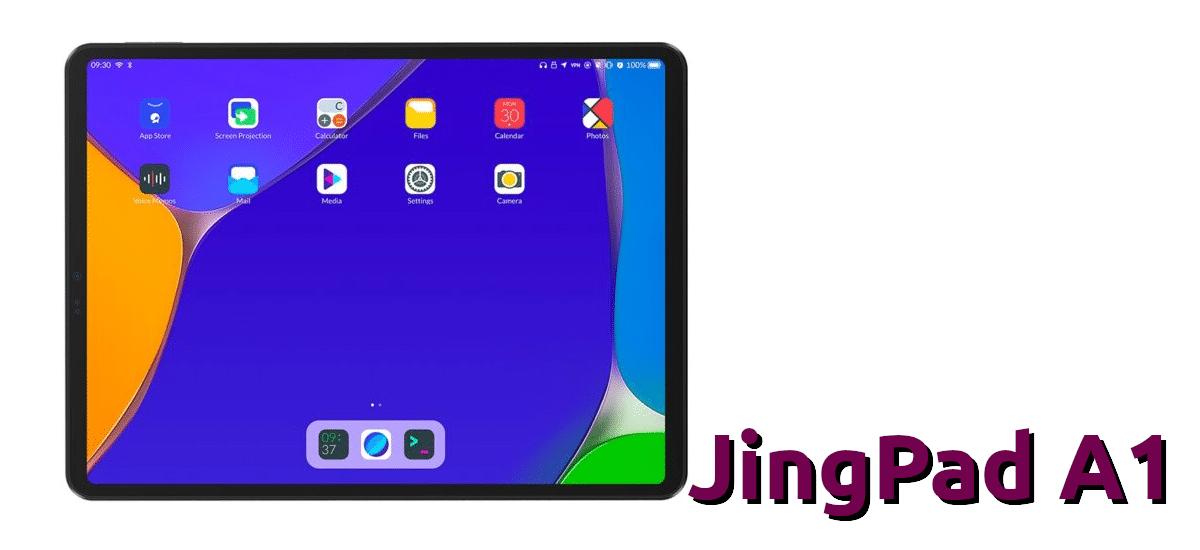 JingPad A1