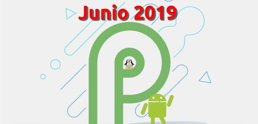 Parche de seguridad de Junio 2019 Android P