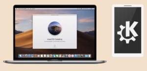 KDE Connect en macOS