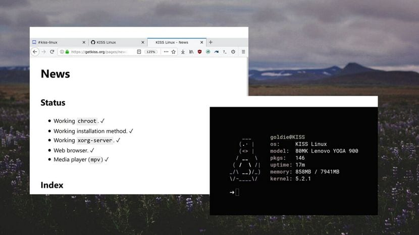 KISS Linux