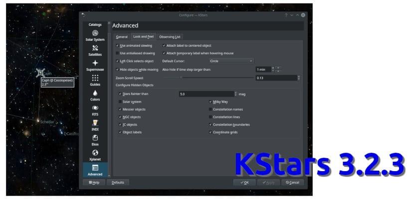 KStars 3.2.3