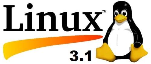 Novedades del Kernel 3.1 de Linux