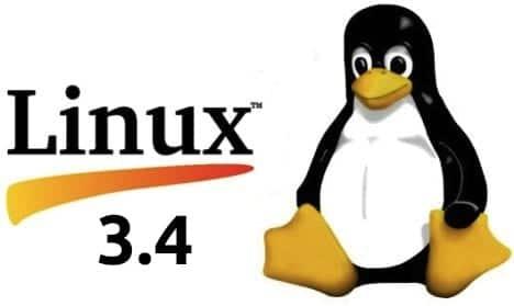Kernel Linux 3.4