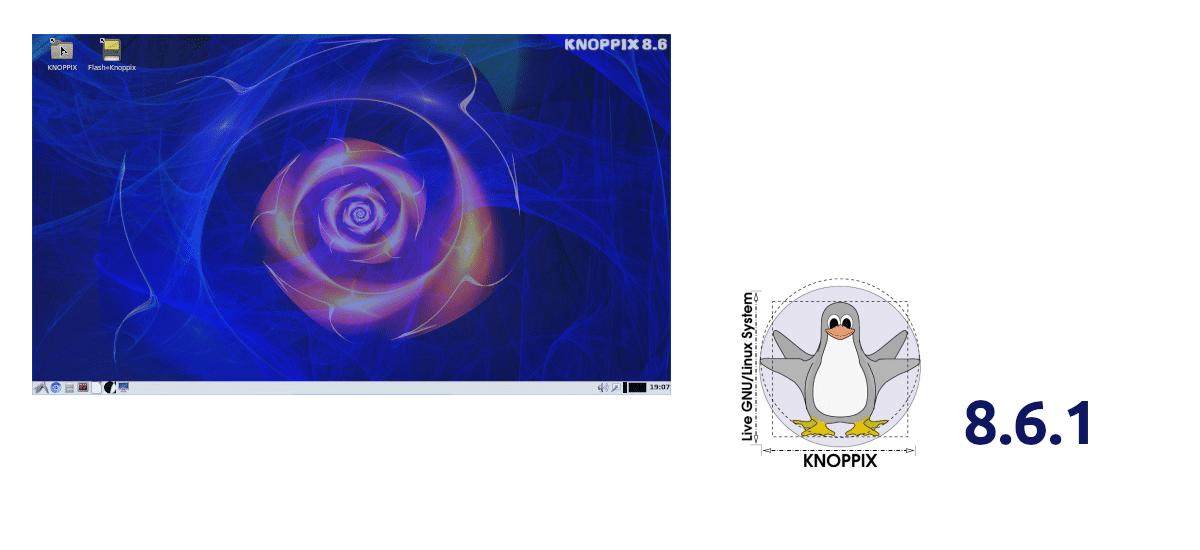 Knoppix 8.6.1