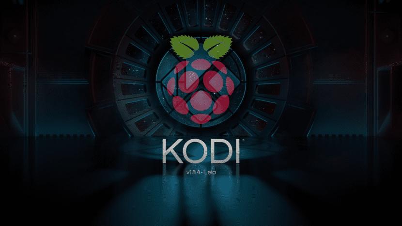 Kodi 18.4 en la Raspberry Pi