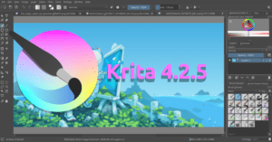 Krita 4.2.5