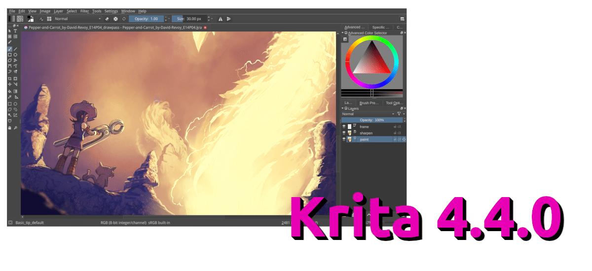 Krita 4.4.0