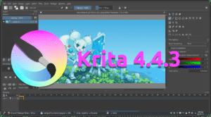 Krita 4.4.3