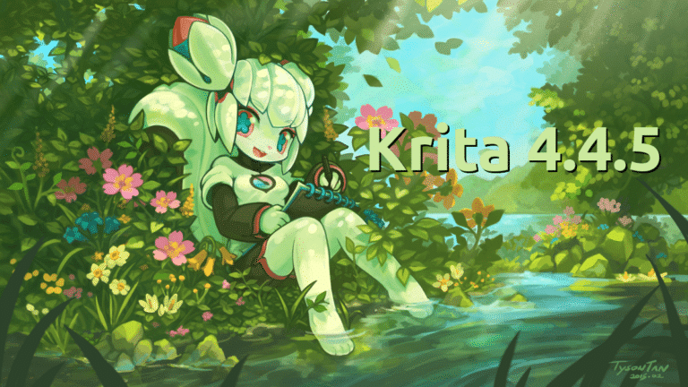 Krita 4.4.5