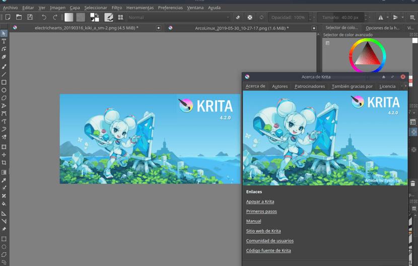 Krita-screen