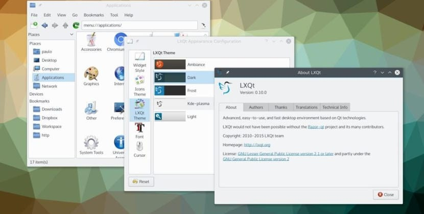 LXQt 0.14.0
