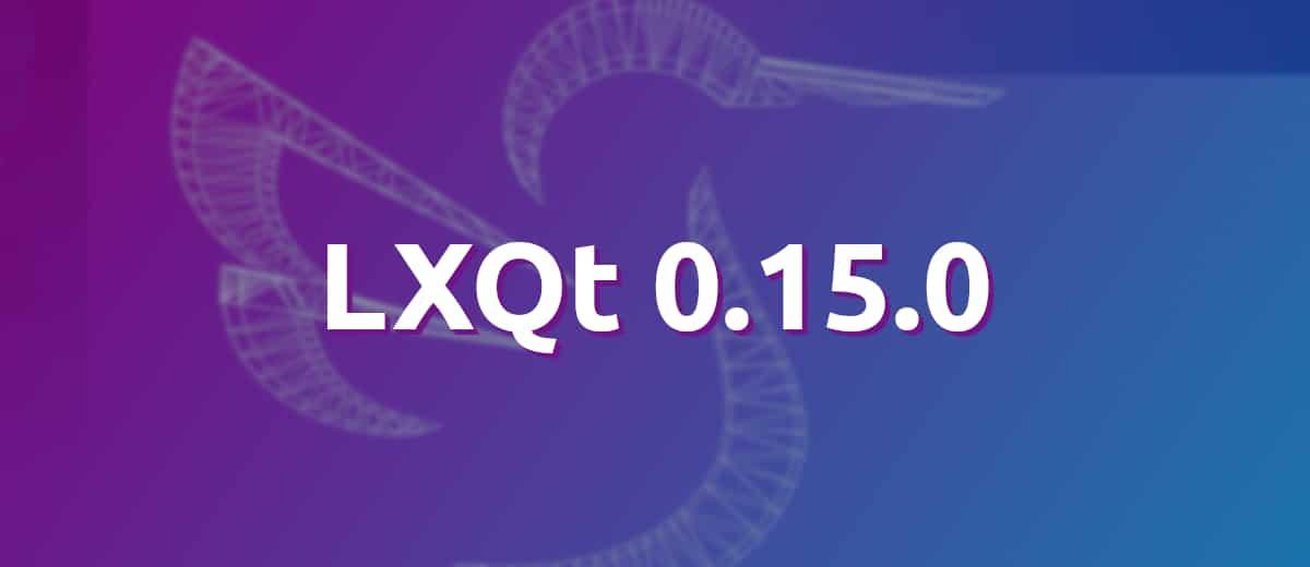 LXQt 0.15.0