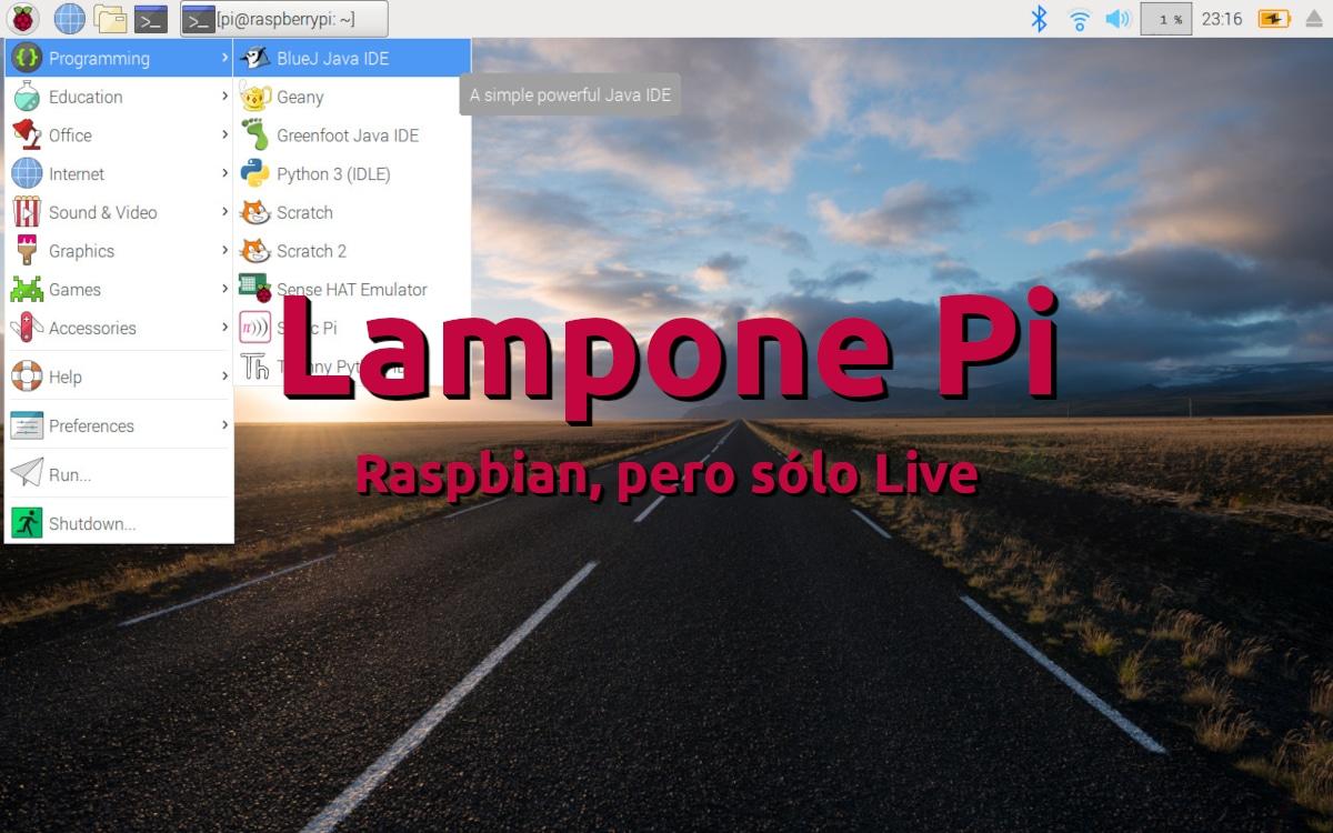Lampone Pi