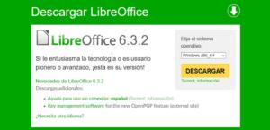 LibreOffice 6.3.2