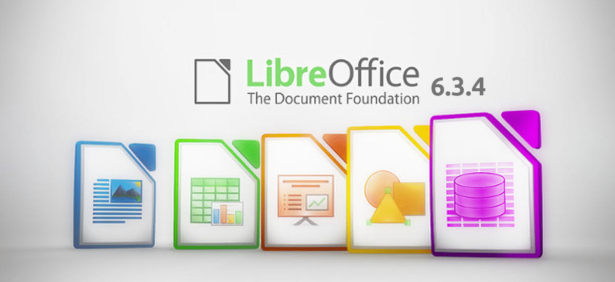 LibreOffice 6.3.4