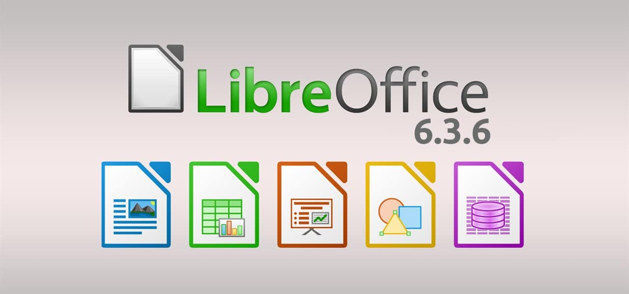 LibreOffice 6.3.6