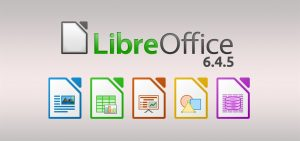 LibreOffice 6.4.5