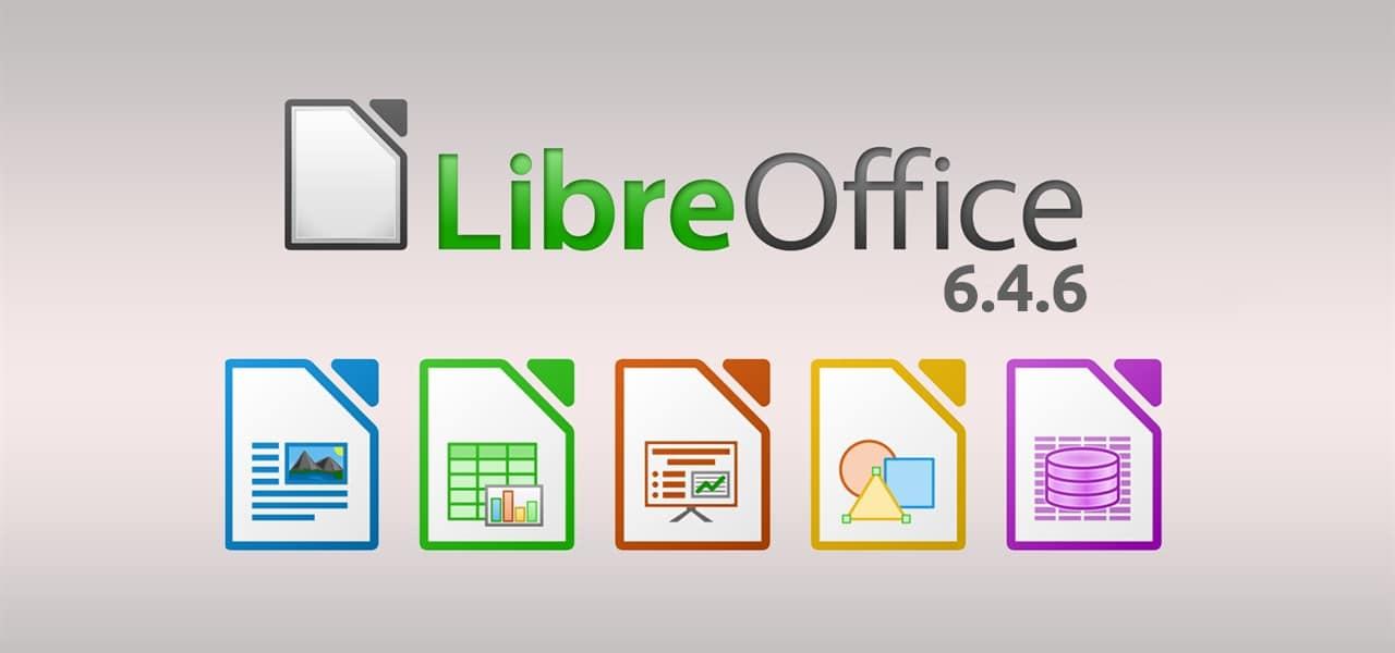 LibreOffice 6.4.6