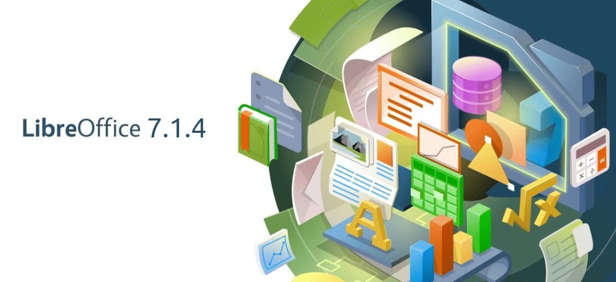 LibreOffice 7.1.4