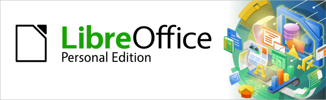 LibreOffice personal edition