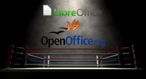LibreOffice vs. OpenOffice