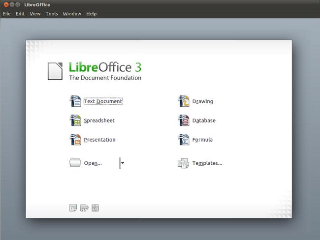 Ya está disponible la versión 3.4.5 de LibreOffice