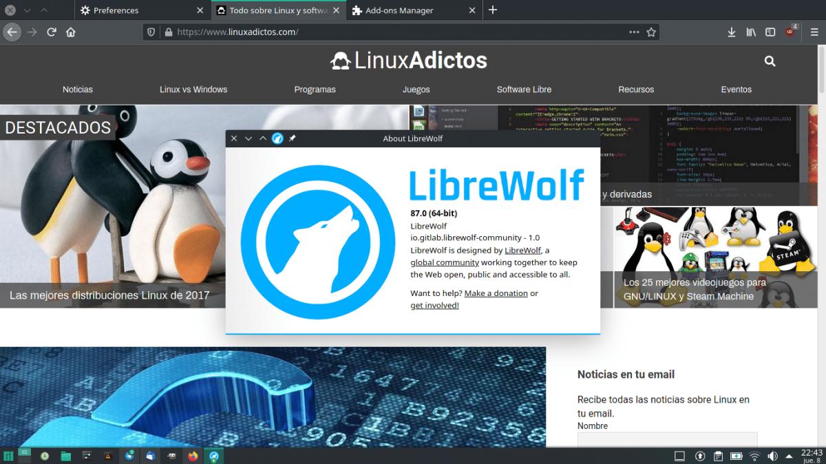 LibreWolf