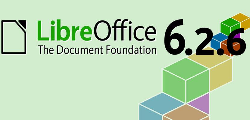 Libreoffice 6.2.6