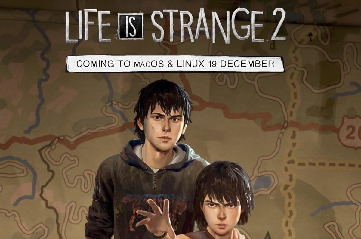 Life is Strange 2 llegará a Linux