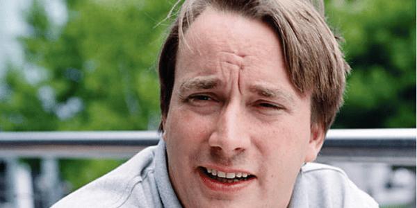 Linus Torvalds Premiado