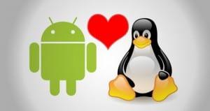 Kernel de Linux 3.3, con código de Android integrado
