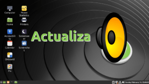 Linux mint: Actualiza