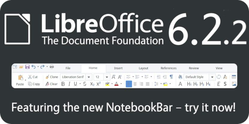 LibreOffice 6.2.2