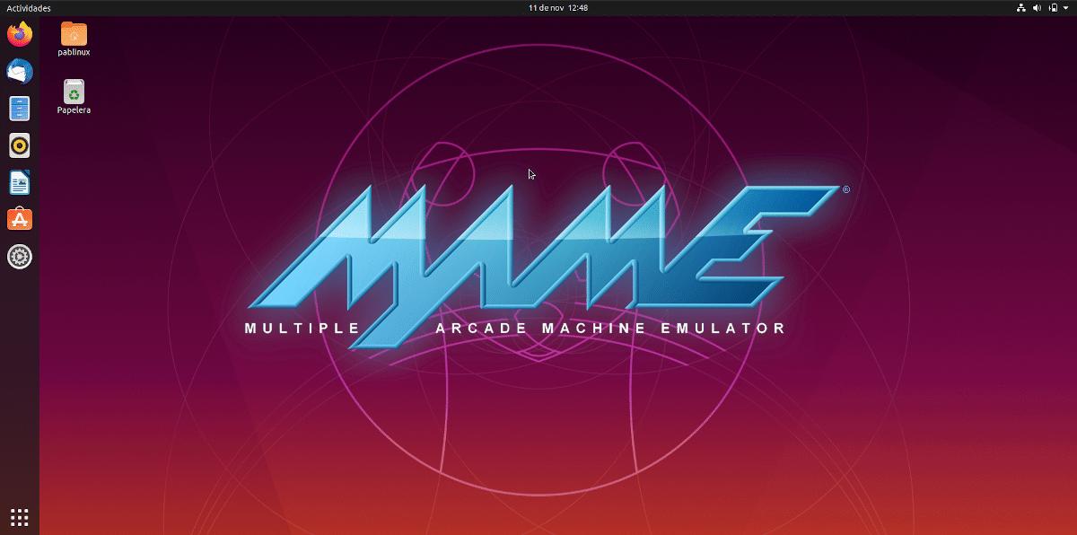 MAME en Linux
