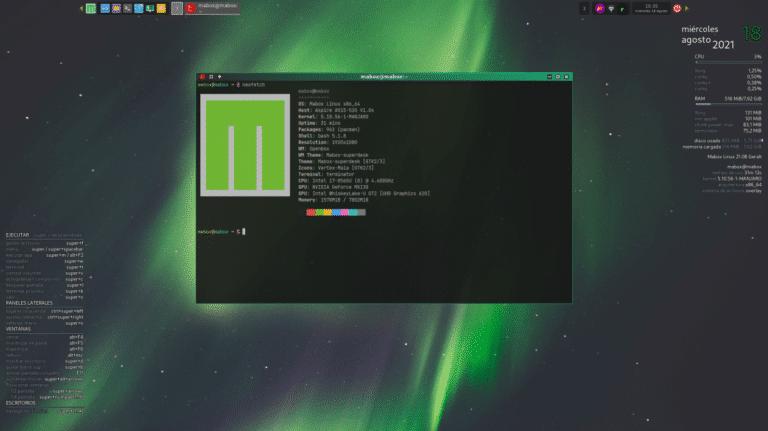 MaboxLinux