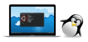 MacBook con Linux 5