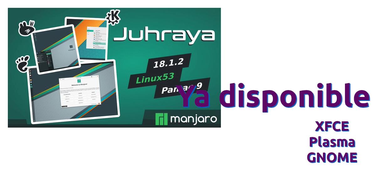 Manjaro 18.1.2