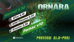 Manjaro 21.0
