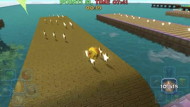 Marble Arena 2 para Linux