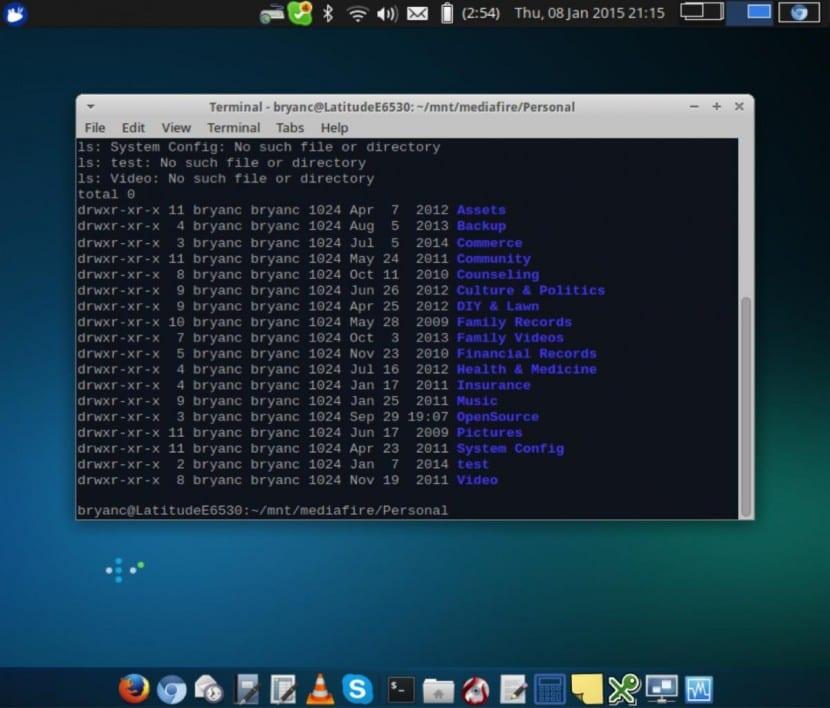 mediafire toolkit linux