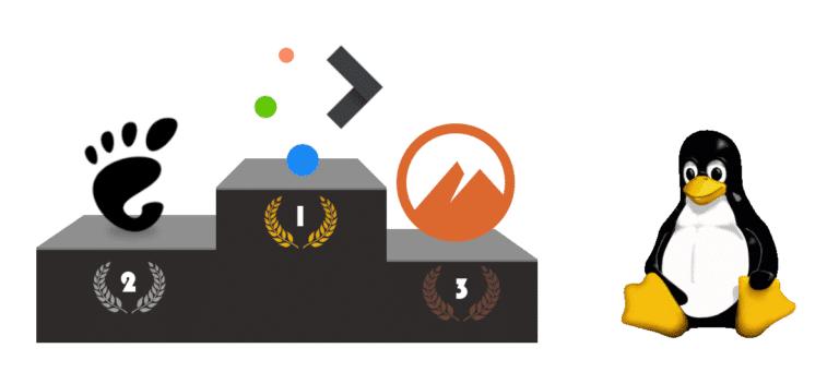 Mejor entorno gráfico Linux