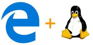 Microsoft Edge y Linux
