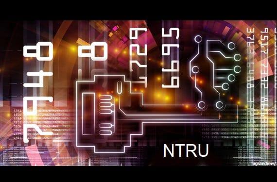 NTRU criptosistema dibujo