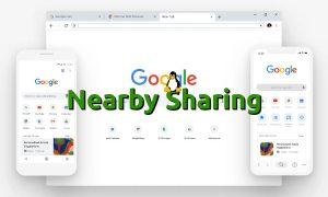 Nearby Sharing en Linux
