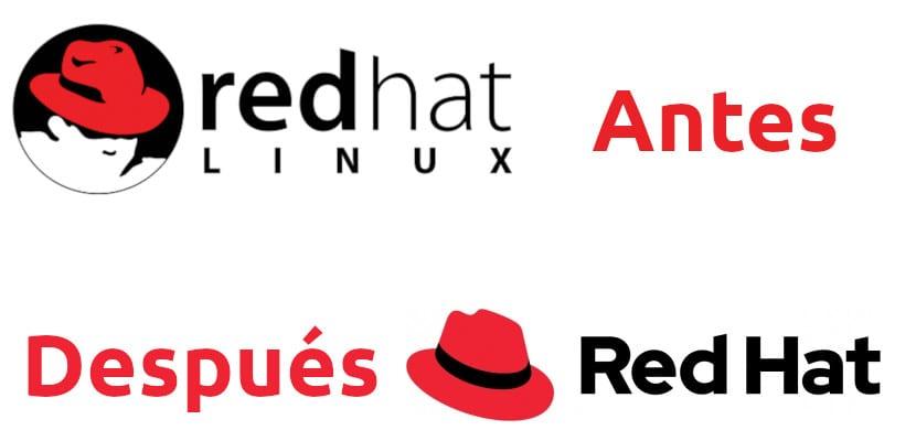 Nuevo logo de Red Hat