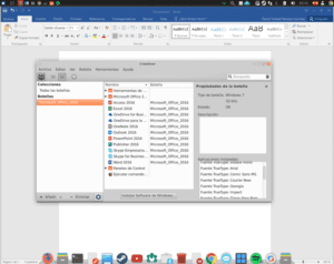 Office 2016 Linux