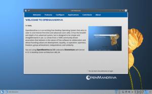 OpenMandriva Lx