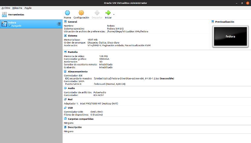 La máquina virtual es una de las formas seguras de probar Linux