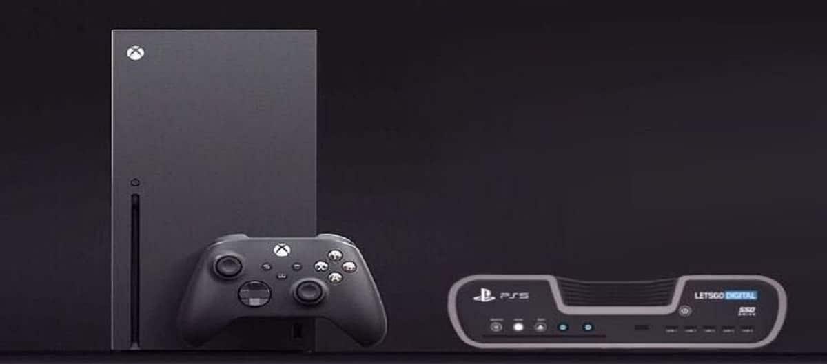 PS5 XBOX series
